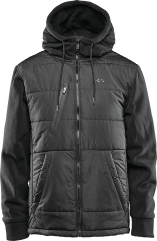 THIRTY-TWO ARROWHEAD SNOWBOARD JACKET - BLACK - 2020 - Boardwise