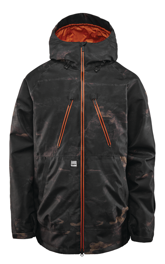d2a49663939 THIRTY-TWO TM-20 SNOWBOARD JACKET - CAMO - 2019
