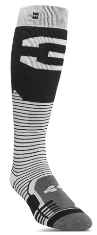 THIRTY-TWO PERFORMANCE ASI SNOWBOARD SOCKS - BLACK - 2019