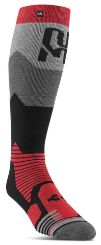 THIRTY-TWO TM ASI SNOWBOARD SOCKS - CHARCOAL HEATHER - 2019