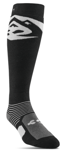 THIRTY-TWO CORP GRAPHIC SNOWBOARD SOCKS - BLACK - 2019 - Boardwise