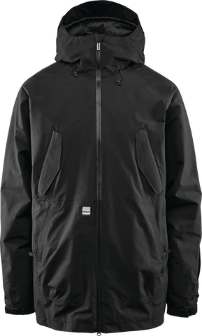 THIRTY-TWO TM SNOWBOARD JACKET - BLACK - 2019 - Boardwise