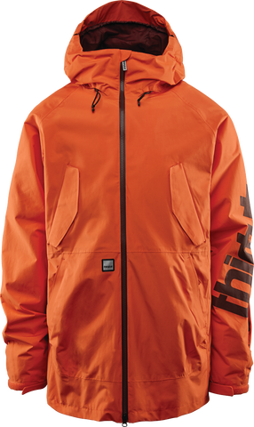 THIRTY-TWO TM SNOWBOARD JACKET - ORANGE - 2019
