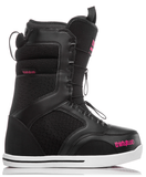 THIRTY TWO WOMENS 86 FT SNOWBOARD BOOTS - BLACK - 2019 - Boardwise