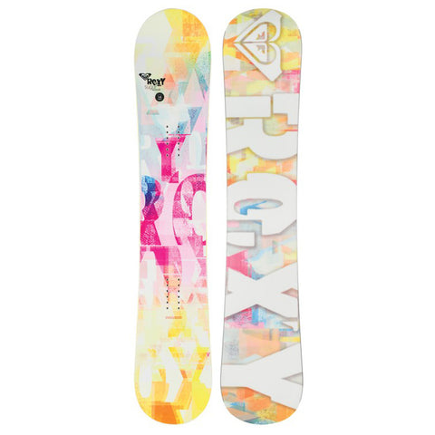 ROXY WOMENS SUGAR BANANA SNOWBOARD - 2017 - Boardwise