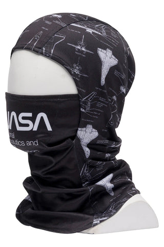 686 DELUXE HINGED BALACLAVA - NASA EXPLORATION - 2021