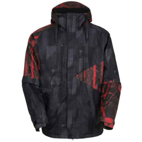 686 AUTHENTIC ARCADE INSULATED SNOWBOARD JACKET - 2016 - Boardwise