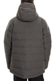 686 FURNACE DOWN SNOWBOARD JACKET - GREY HEATHER - 2020 - Boardwise