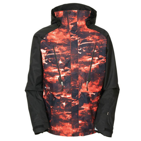 686 GLCR THEROM THERMOGRAPH SNOWBOARD JACKET - 2016 - Boardwise