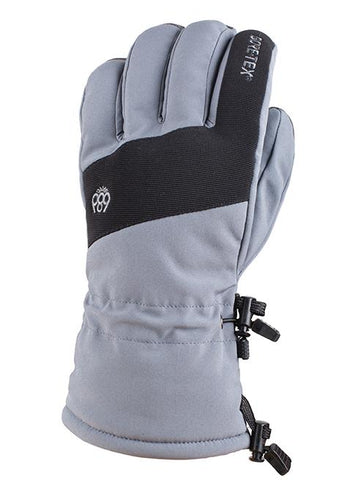 686 GORE-TEX LINEAR SNOWBOARD GLOVE - CHARCOAL - 2018 - Boardwise