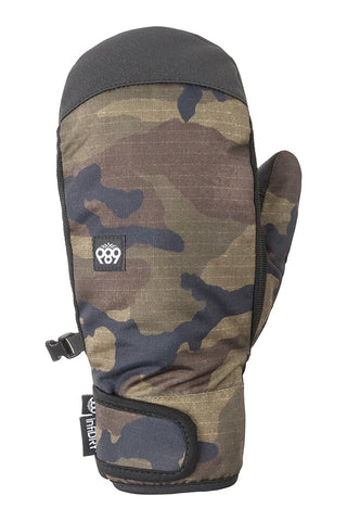 686 MOUNTAIN SNOWBOARD MITT - DARK CAMO - 2021