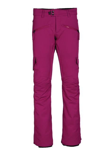 686 WOMENS MISTRESS INSULATED CARGO SNOWBOARD PANT