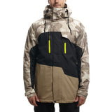686 AUTHENTIC GEO INSULATED SNOWBOARD JACKET - 2017 - Boardwise