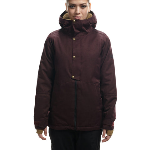 686 WOMENS AUTHENTIC RUMOUR INSULATED SNOWBOARD JACKET - 2017 - Boardwise