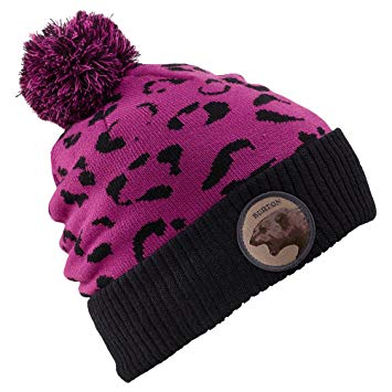 BURTON MARCY BEANIE - GRAPESEED - Boardwise