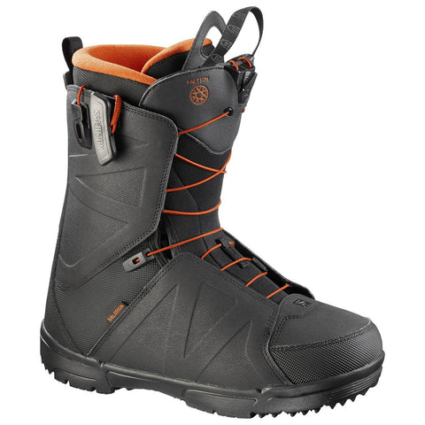 SALOMON FACTION SNOWBOARD BOOTS - 2017 - Boardwise