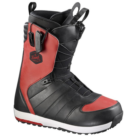 SALOMON LAUNCH SYNTHETIC SNOWBOARD BOOTS - 2017 - Boardwise