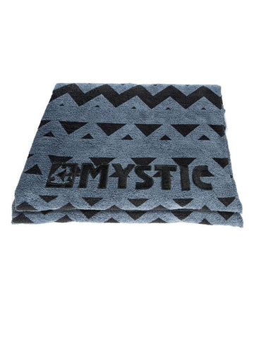 2018 Mystic Quick Dry Towel Pewter