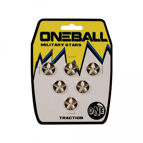 ONEBALL MILITARY STARS STUDS - Boardwise