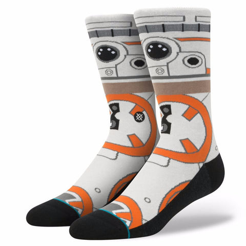 STANCE STAR WARS BB8 THUMBS UP NATURAL SOCKS - Boardwise