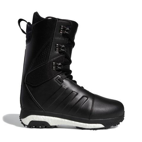 ADIDAS TACTICAL ADV SNOWBOARD BOOTS - BLACK WHITE - 2019 - Boardwise