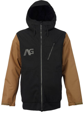 ANALOG GREED SNOWBOARD JACKET - 2017 - Boardwise