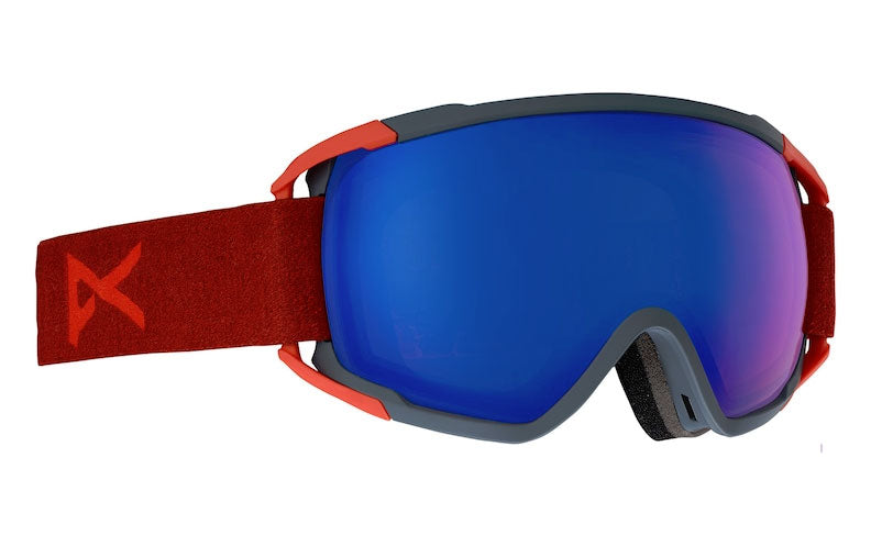 1ff6c156be9 ANON CIRCUIT SNOWBOARD GOGGLE - CARMINE RED - 2018 - Boardwise