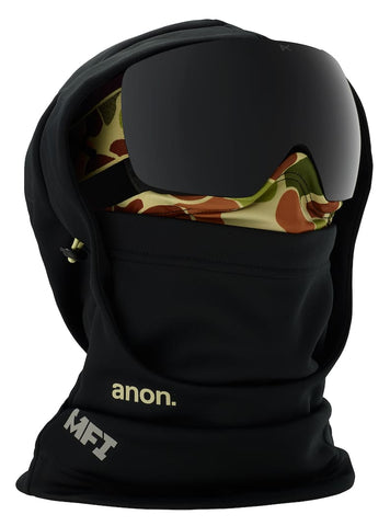 ANON MFI HOODED BALACLAVA - DUCK CAMO - 2019 - Boardwise