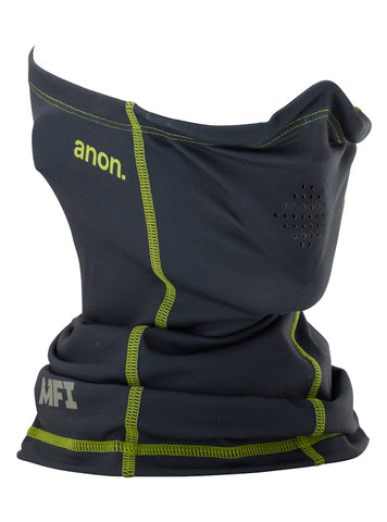 ANON MFI MIDWEIGHT NECK WARMER - GRAY - 2019 - Boardwise