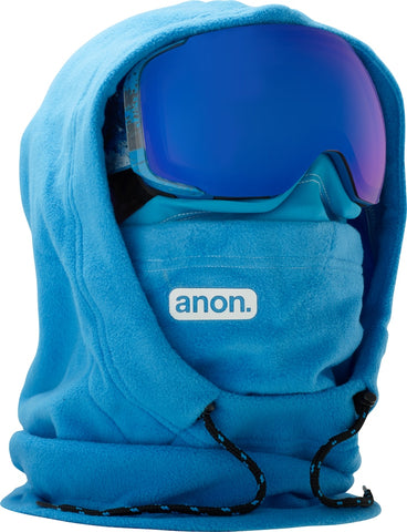 ANON MFI XL HOODED CLAVA - BLUE - 2018 - Boardwise