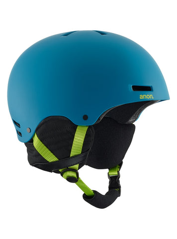 ANON RAIDER HELMET - BLUE - 2018 - Boardwise