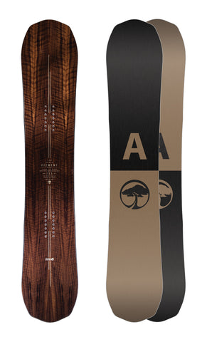 ARBOR ELEMENT MID WIDE SNOWBOARD - 2018