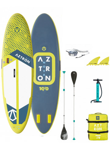 2021 Aztron Nova 2 Compact 10' Inflatable SUP Package