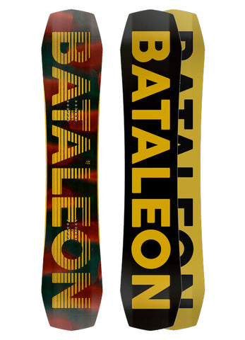 BATALEON GLOBAL WARMER SNOWBOARD - 2020 - Boardwise