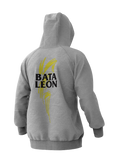 BATALEON LAST NINJA HOODIE - HEATHER GREY - 2020 - Boardwise