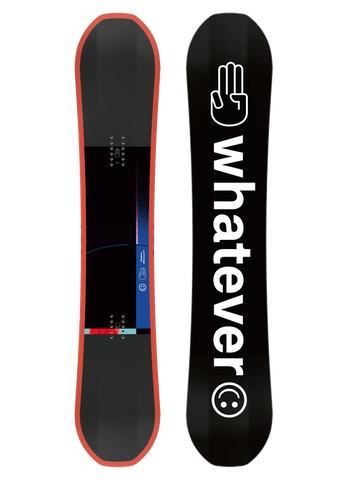 BATALEON WHATEVER SNOWBOARD - 2020 FRONT