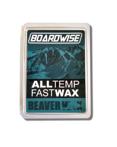 BOARDWISE ALL TEMPERATURE SNOWBOARD WAX - Boardwise