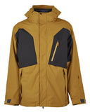 BONFIRE FIRMA STRETCH 3 IN 1 SNOWBOARD JACKET - CAMEL - 2020 - Boardwise