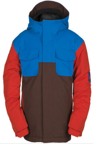 BONFIRE KIDS SCOUT SNOWBOARD JACKET - 2014 - Boardwise