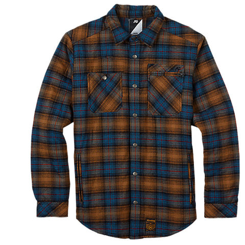 ANALOG BOWERY QUILTED FLANNEL SHIRT - 2017 - Boardwise