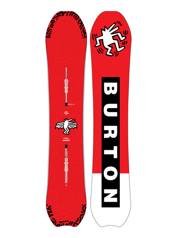 BURTON DEEP THINKER WIDE SNOWBOARD - 2020 - Boardwise