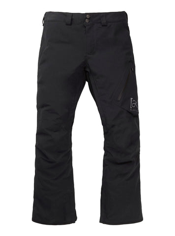BURTON AK GORE TEX CYCLIC SNOWBOARD PANT - TRUE BLACK - 2021