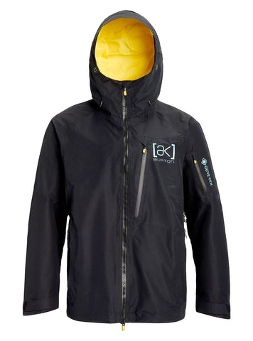 BURTON AK GORE-TEX CYCLIC JACKET - DRYDYE BLACK - 2020 - Boardwise