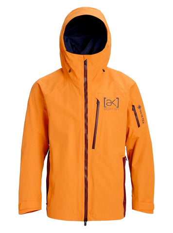 BURTON AK GORE-TEX CYCLIC JACKET - RUSSET ORANGE - 2020 - Boardwise