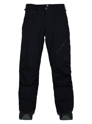 BURTON AK GORE CYCLIC SNOWBOARD PANT - TRUE BLACK- 2019 - Boardwise