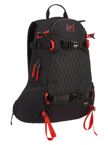 BURTON AK SIDE COUNTRY 20L BACKPACK - BLACK - 2021