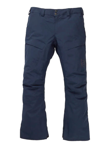 BURTON AK GORE SWASH SNOWBOARD PANT - DRESS BLUE - 2020 - Boardwise