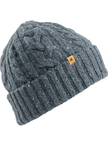 BURTON BERING BEANIE - WASHED BLUE
