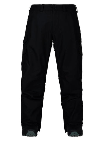 BURTON CARGO TALL SNOWBOARD PANT - TRUE BLACK - 2018 - Boardwise