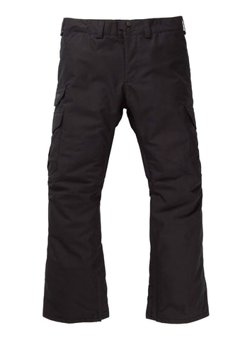 BURTON CARGO TALL SNOWBOARD PANT - TRUE BLACK - 2020 - Boardwise